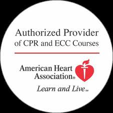 Authorized provider for the American Heart Association